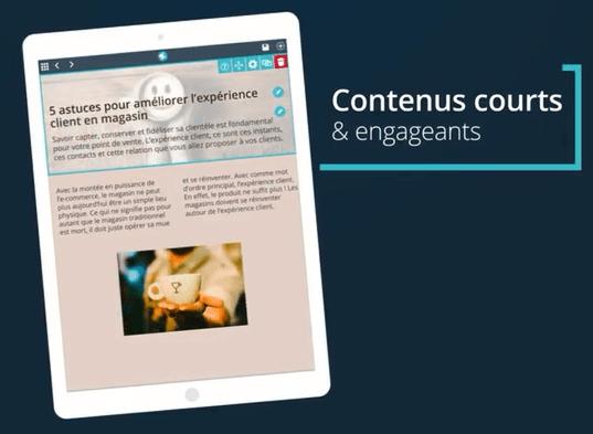 Syfadis dévoile Capsule, la solution de diffusion de contenu micro-learning