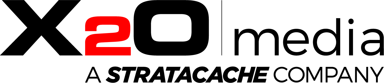 X2O Media logo