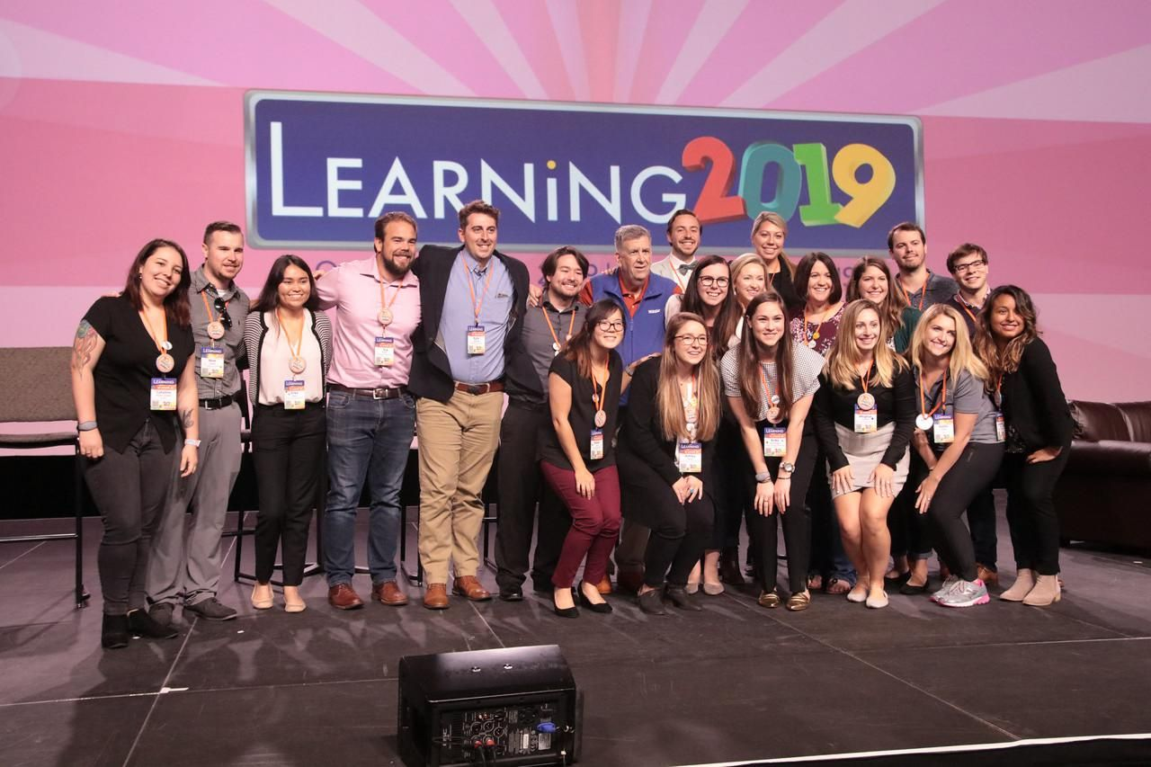 30 Under 30 at Learning 2019