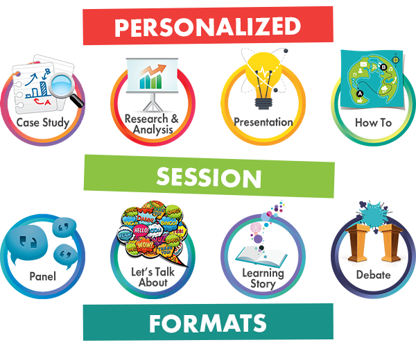 Personalized Session Formats
