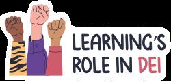 learning's role in dei
