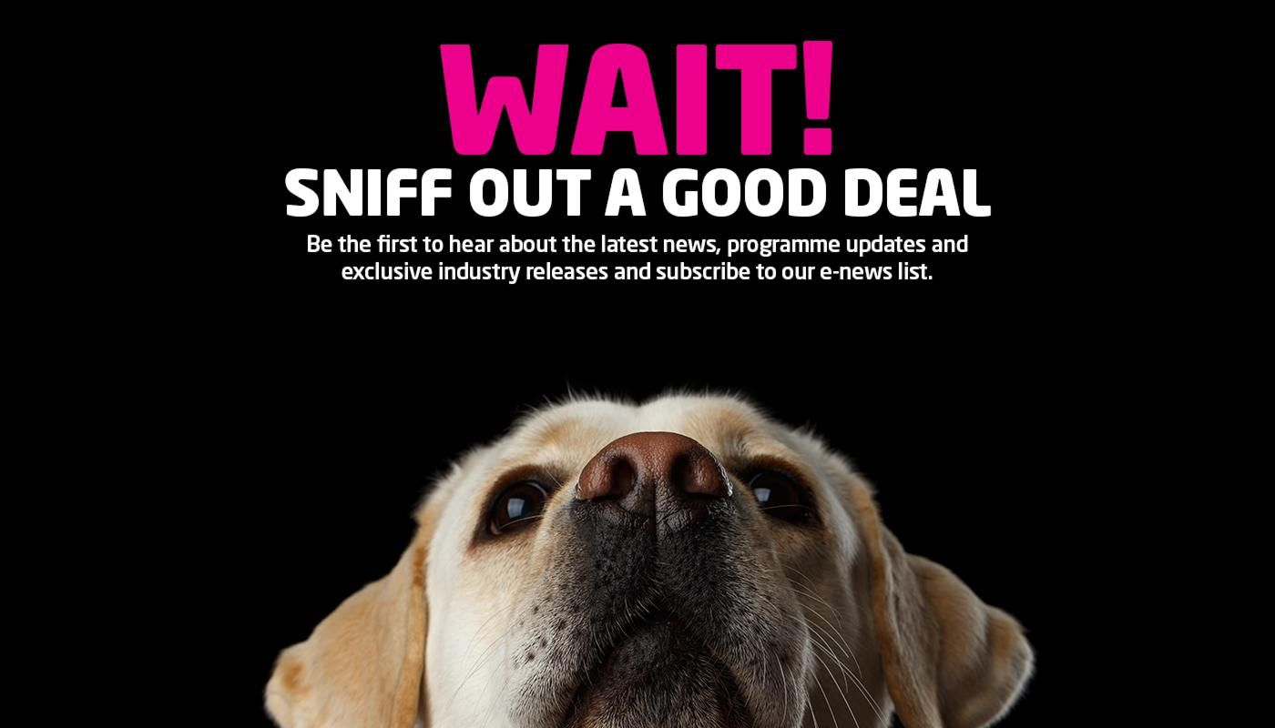 Wait! Sniff out a good deal