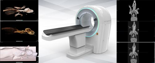 EXPERIENCE OUR DIVERSE IMAGING EQUIPMENT AT LONDON VET SHOW