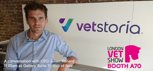 Vetstoria to present at LVS 2019