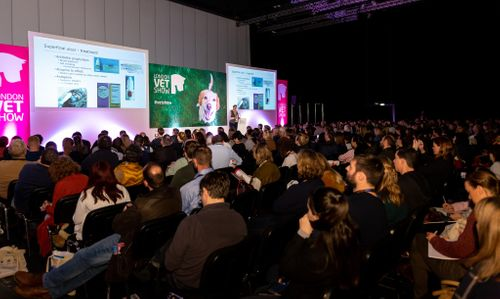 THE LONDON VET SHOW'S EVOLUTION ATTRACTS BIGGEST AUDIENCE TO DATE