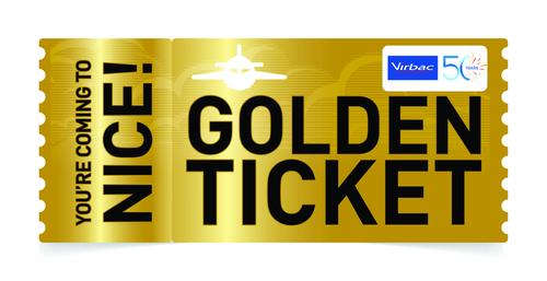 Virbac gives away their final 2 golden tickets at London Vet Show!