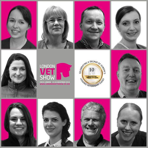 The London Vet Show celebrates 10th event with 10 faces of the industry