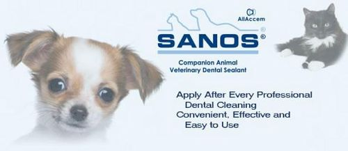 Make SANOS part of Every Dental Cleaning!