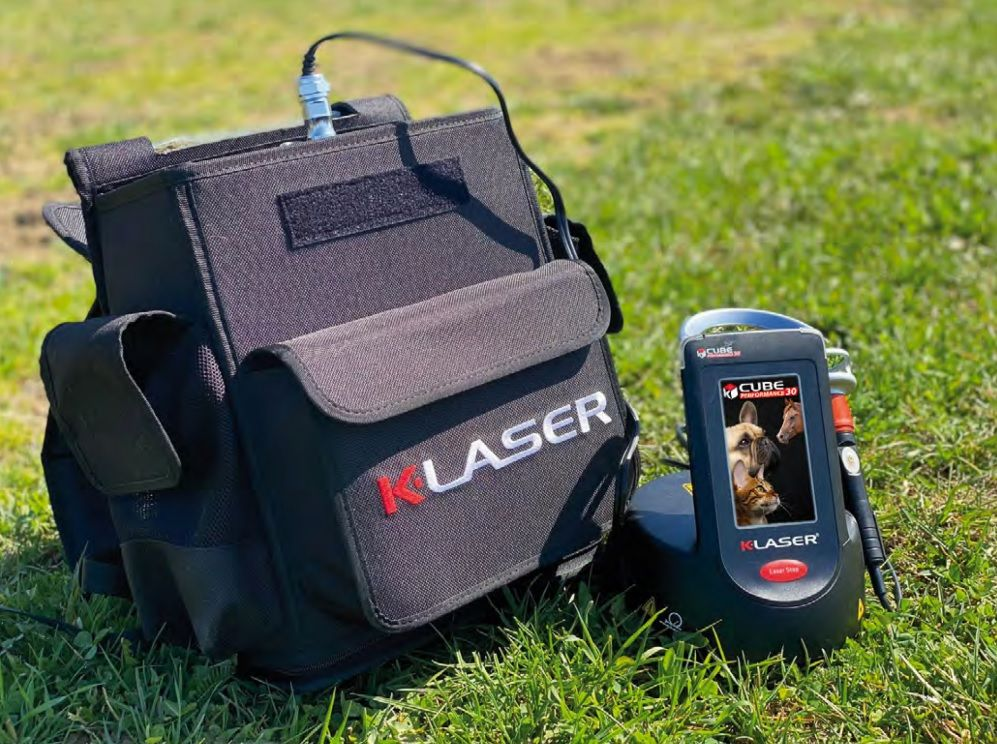 K-Laser Performance 30 and NEW Smart Backpack