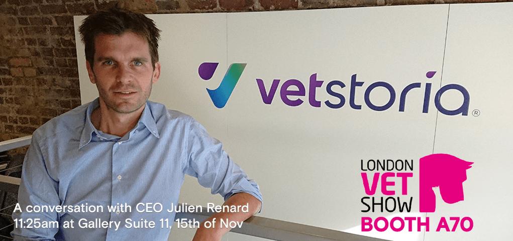 Vetstoria to present at LVS 2019