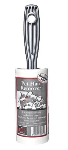 Caraselle Pet Hair Removers ' the UK's brand leader and an ideal retail product generating repeat sales