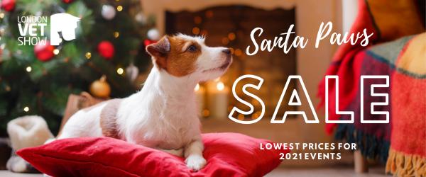 Christmas Discount on the Vet Shows in 2021
