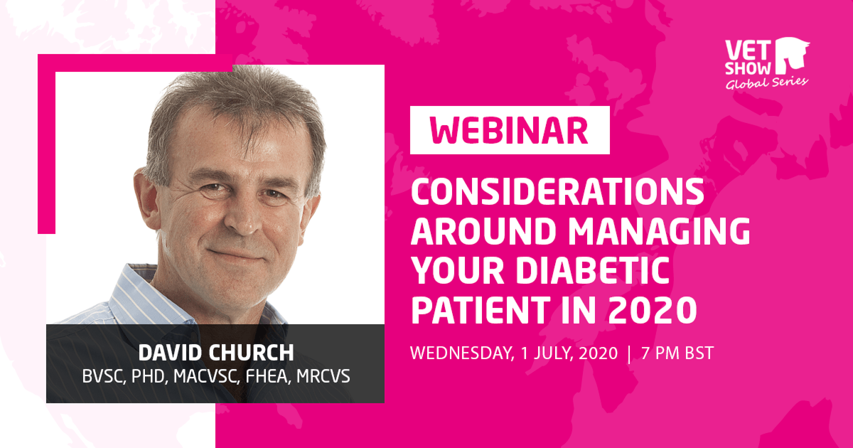 Considerations around managing your diabetic patient in 2020