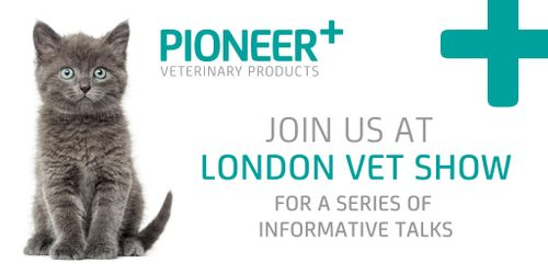 Pioneer Veterinary Products' Talks at London Vet Show