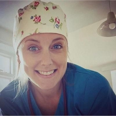 """Dr Laura Sullivan: the smiling face behind """"All Scrubbed Up"""""""