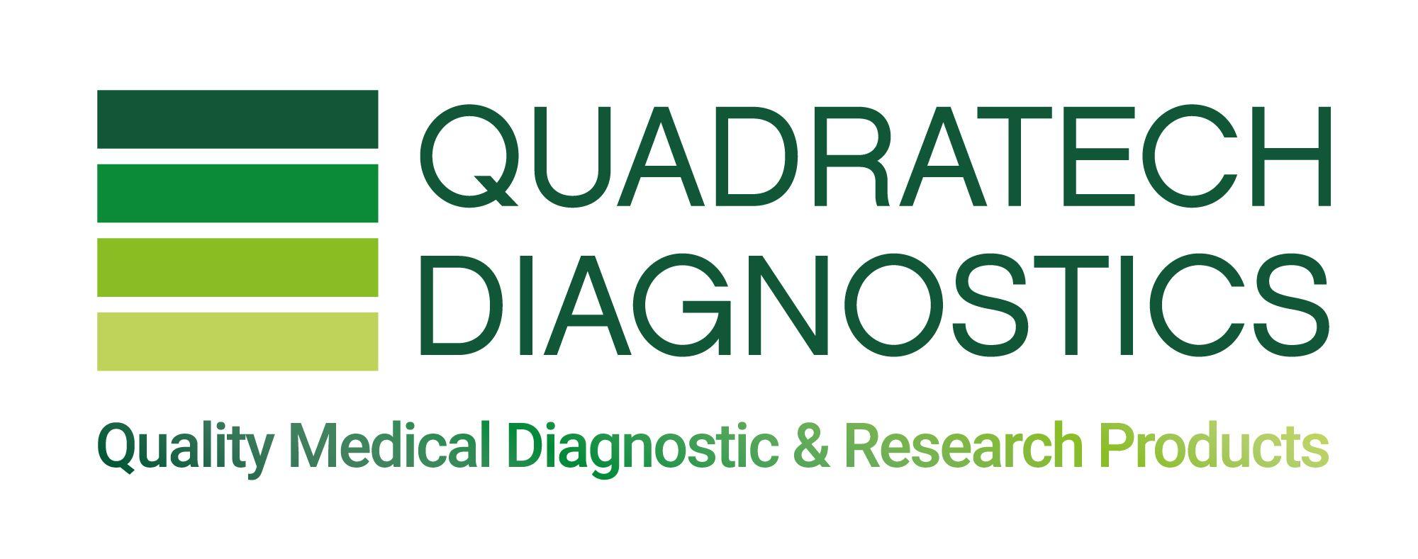 QUADRATECH DIAGNOSTICS LAUNCHES VETERINARY PRODUCT RANGE