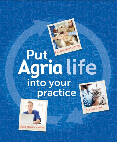 Agria are launching a new membership programme for vet practices.