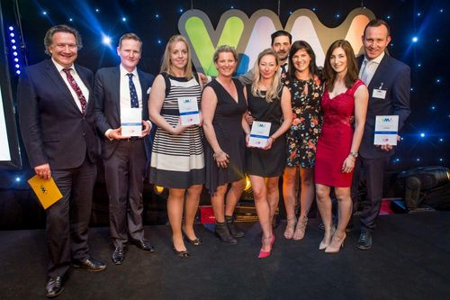 Another glittering ceremony recognises marketing excellence at the VMA Annual Awards
