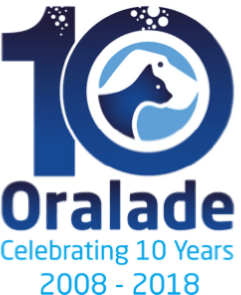Macahl Animal Health celebrates Oralade's 10th Anniversary at the 10th London Vet Show