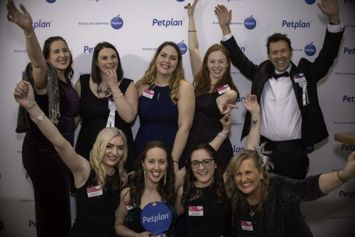 Winners of the 2018 Petplan Veterinary Awards announced