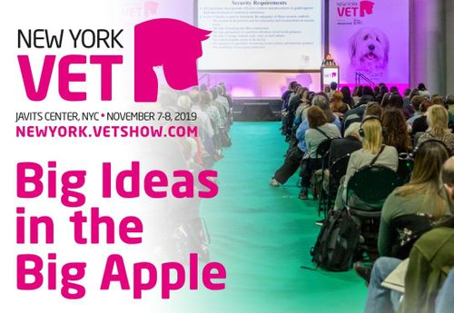 New York State Veterinary Medical Society Announces CE event at New York Vet