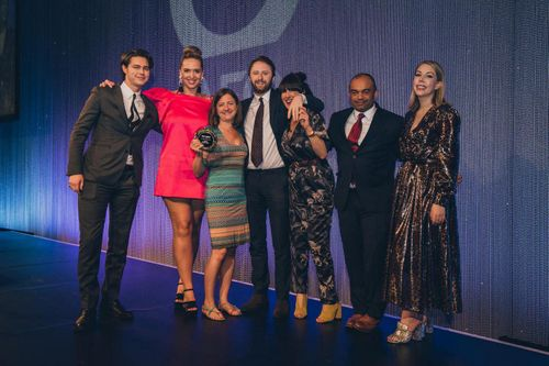 The London Vet Show named Best-In-Show at AEO Awards 2019