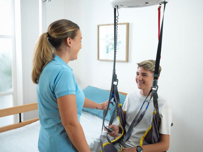 Invacare Safe Patient Handling to go live at The OT Show