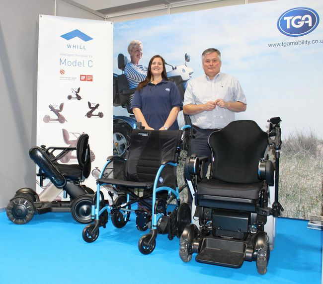 TGA to focus on wheelchair user and carer ergonomics at OT Show