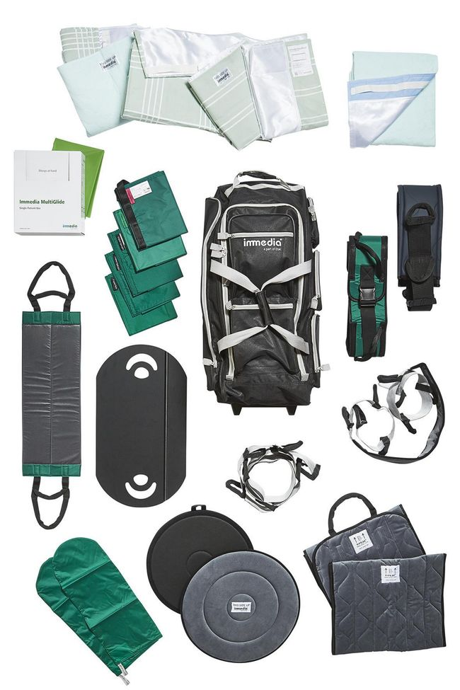 Etac R82 to offer £500 Immedia starter pack free prize draw for moving and handling specialists at OT Show