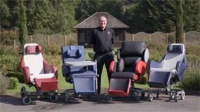 New range of innovative seating options to be showcased