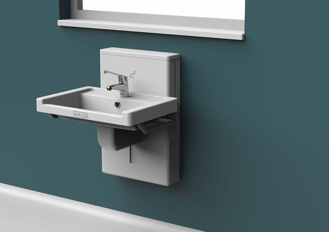 New Product: Astor Aquba - Height Adjustable Wash Basin