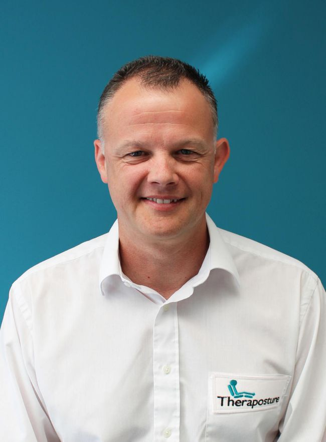 Occupational Therapist Shaun Masters to deliver educational Theraposture product sessions at OT Show