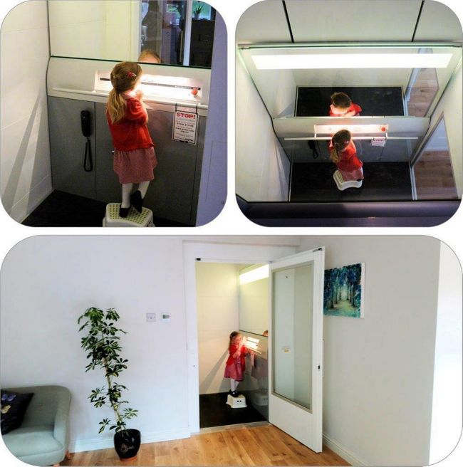 Isla Keeps Independence with Gartec Home Lift in Adapted Extension