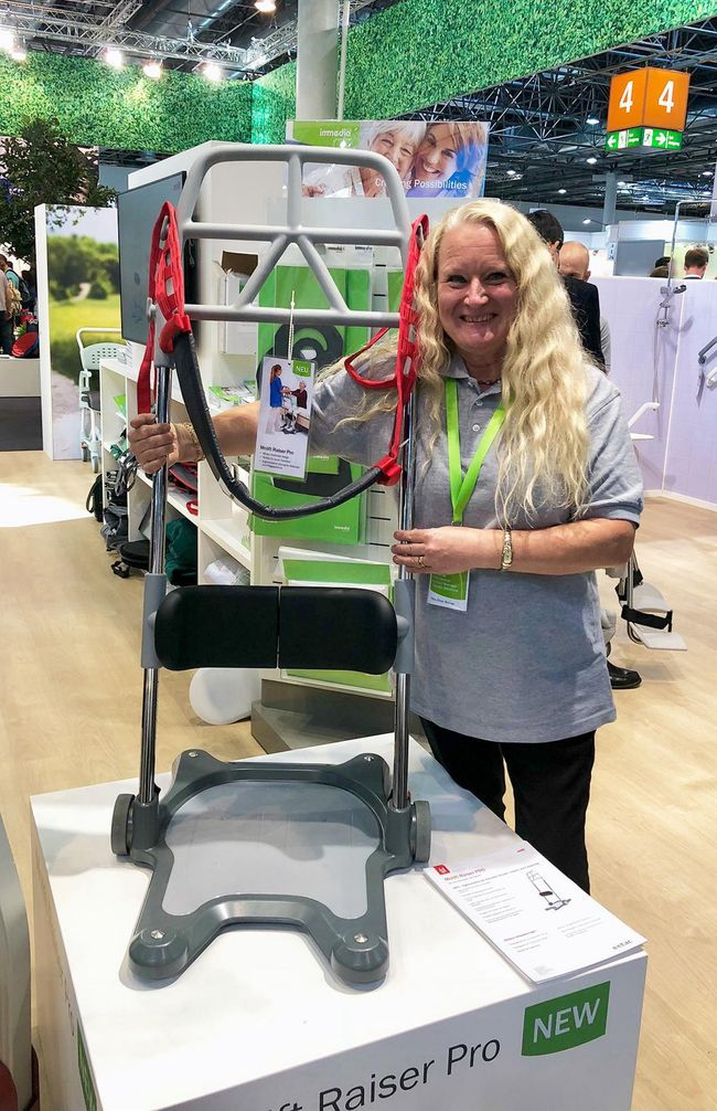 Etac R82 to debut multiple new adult and paediatric assistive innovations at OT Show