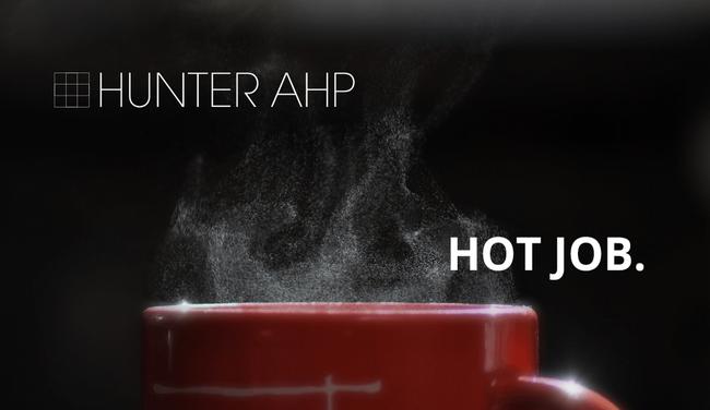 Hunter AHP @ The OT Show