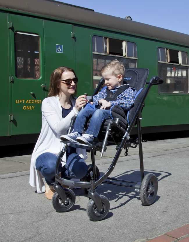 Pushchair In The Spotlight: Snappi Cloud