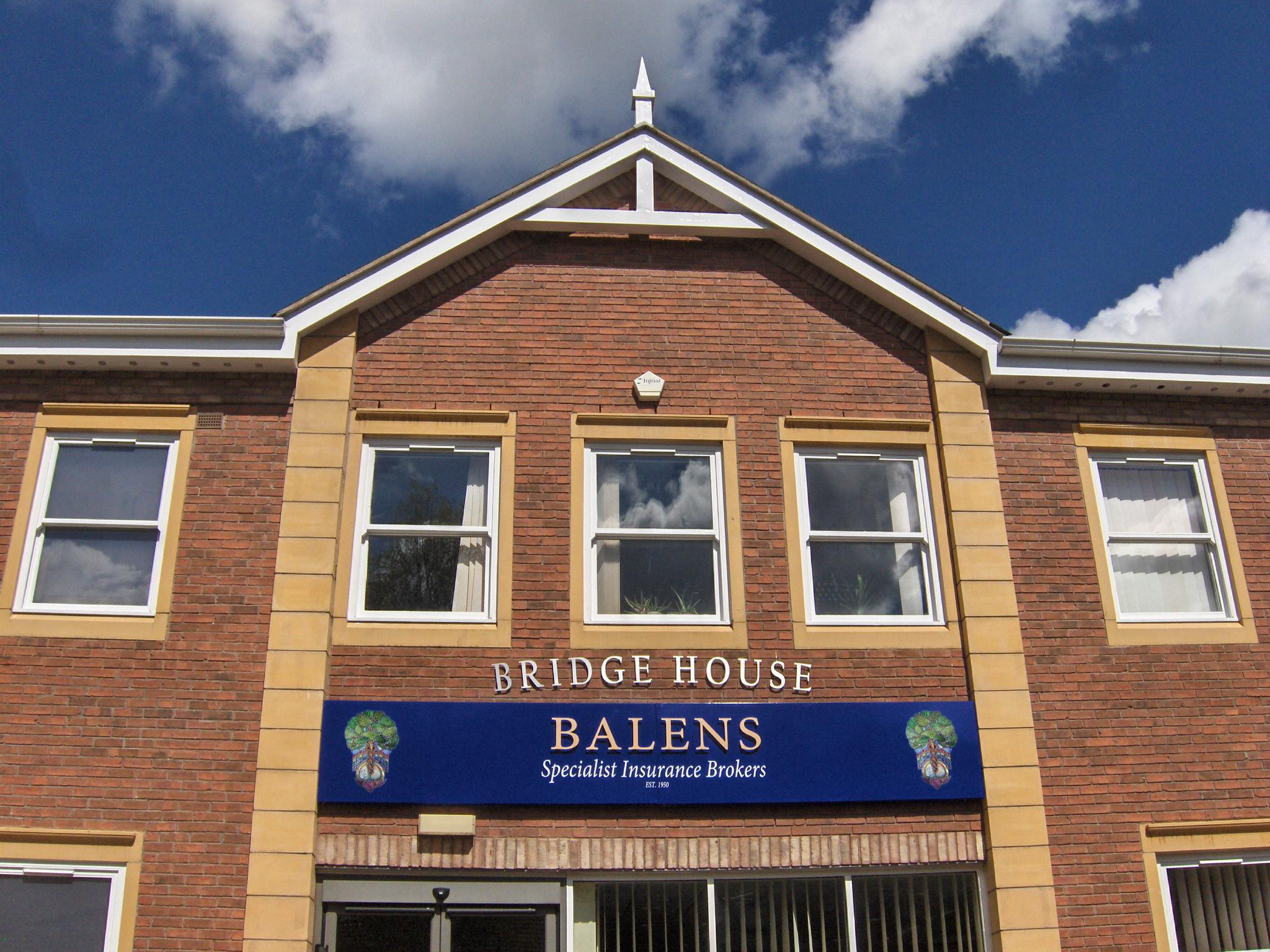 Balen's Specialist Insurance Brokers Proud to continue their long history....
