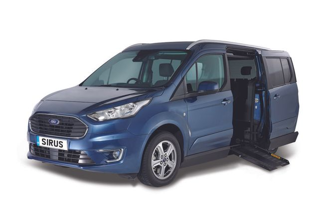 Sirus Automotive design their best accessible vehicle to date
