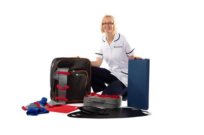 WIN a Handicare Essentials Assessment Bag worth over £580 plus a £100 Love2Shop voucher!
