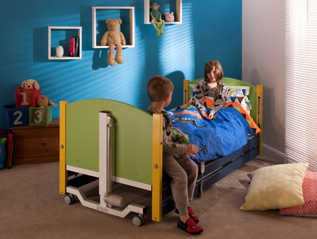 SIDHIL LAUNCHES COMPACT AND COLOURFUL SPECIALIST PAEDIATRIC BED