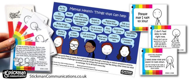Creating Better Communication about Mental Health.