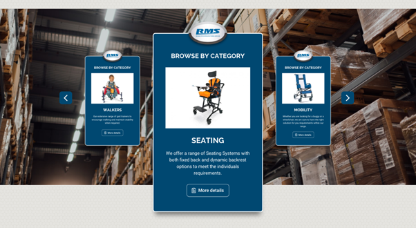 RMS to Launch New Interactive Web Platform