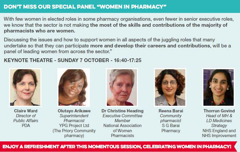 Women are driving change in the pharmacy leadership stakes