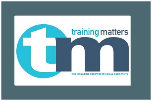 training matter