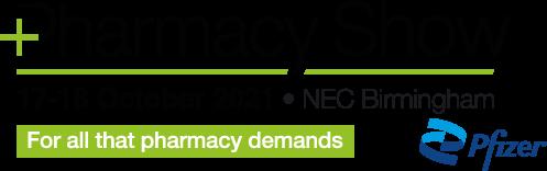 Pharmacy Show 2021 Logo