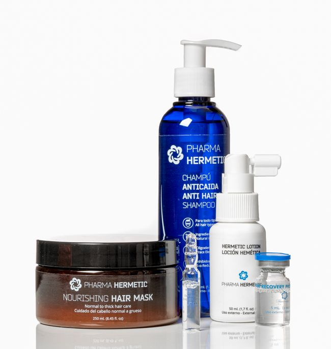 Topical Hair Restoration Program