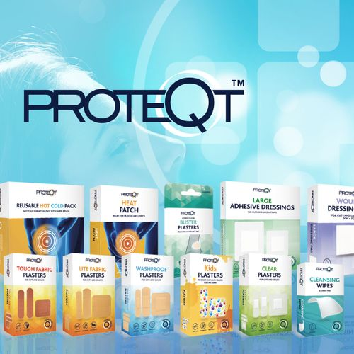 New ProteQt Retail Range and Medikids