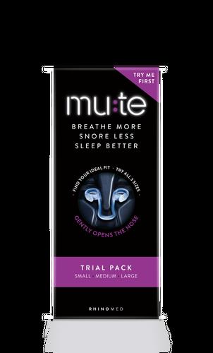 Mute Trial Pack