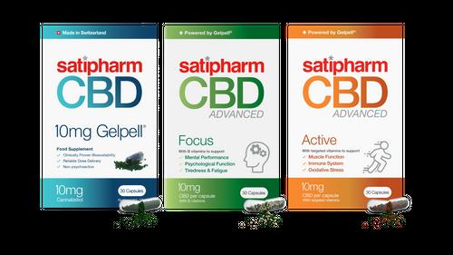 Satipharm Advanced CBD