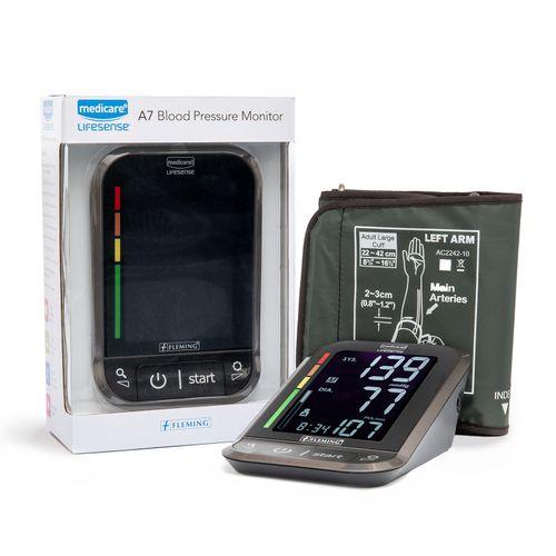 Medicare LifeSense A7 Blood Pressure Monitor